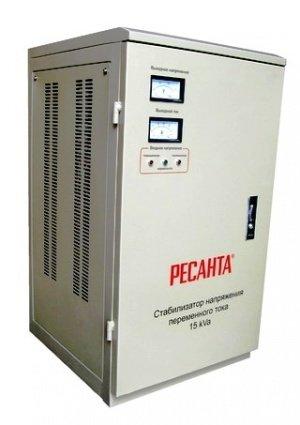 Стабилизатор АСН-15000/1-ЭМ